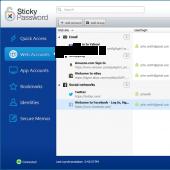 Sticky Password 7.0.2 screenshot