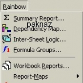 Rainbow Analyst Personal 5.1 screenshot