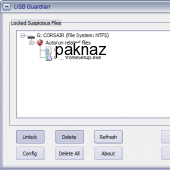 USB Guardian 3.1.0 screenshot