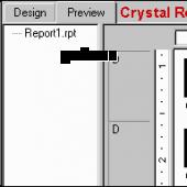 Crystal Reports Barcode Font Encoder UFL 13.9 screenshot