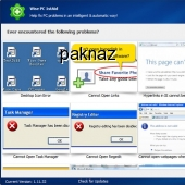 Wise PC 1stAid 1.31 screenshot