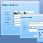 ShrinkerStretcher 11.8 screenshot