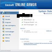 Emsisoft Online Armor Firewall 6.0.0.1736 screenshot