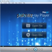 Mac Blu-ray Player for Windows 2.8.9 screenshot