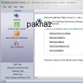NetScanTools® Basic Edition 2.30 screenshot