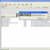 Aktiv Download Manager 3.5.0 screenshot