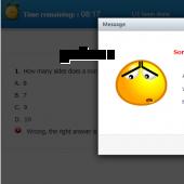 LAN Exam Maker 1.2 screenshot