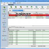 Rental Property Manager 2.31 screenshot