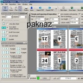 Montax imposer Professional 1.1.2 screenshot