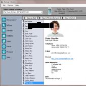 iBackup Extractor 2.08 screenshot