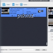 WinX Free FLV to MP4 Converter 4.1.15 screenshot