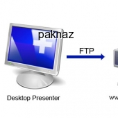 Online Desktop Presenter 1.9.13.6 screenshot