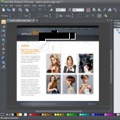 Xara Web Designer Premium 9.0 screenshot