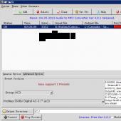 MP3AC3 1.0.1 screenshot