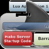 Mako Server 1.2 screenshot