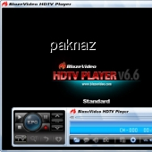 BlazeVideo HDTV Player Std 6.6.0.7 screenshot