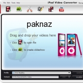 BlazeVideo iPod Video Converter 4.0.0.2 screenshot