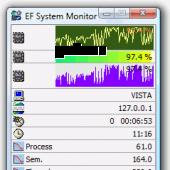 EF System Monitor 6.50 screenshot