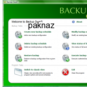 Backup Dwarf Professional Edition 2.0 screenshot