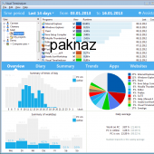 Visual TimeAnalyzer 2.0 screenshot